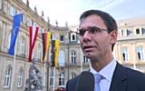 """Wallner vor Arbeitsbesuch in Stuttgart: """"Zusammenarbeit intensivieren"""""""