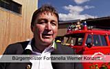 Fontanella: LH Wallner besuchte Eröffnung des neuen Vereinshauses
