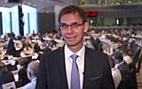 Landeshauptmann Markus Wallner im Ausschuss der Regionen in Brüssel