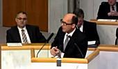 Aktuelle Stunde des Vorarlberger Landtages 07.03.2012