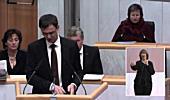 Aktuelle Stunde:  HETA und kein Ende welche Folgen hat das Schulden Moratorium für Vorarlberg?