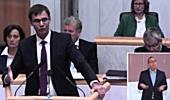 Vorarlberger Landtag diskutiert Flüchtlingssituation