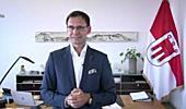 """Ansprache von LH Markus Wallner """"Wir werden die Krise meistern"""""""