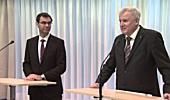 München: LH Wallner besuchte Bayerns Ministerpräsident Horst Seehofer