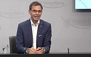 Vorarlberg präsentiert Krisenplan II gegen den Lockdown