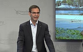 Hochwasser und Trockenheit – Vorarlberg ist gut gerüstet