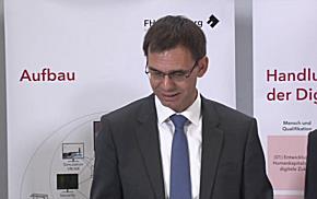 LH Wallner: Vorarlberg will die Digitalisierung aktiv mitgestalten