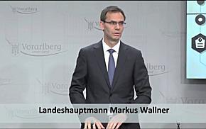Fünf-Punkte-Plan für Vorarlbergs Weg aus der Corona-Krise