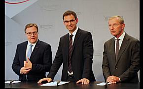 """""""West-Achse"""" – Gemeinsam stark für gemeinsame Interessen"""