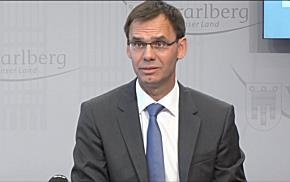 LH Wallner: Standort Vorarlberg im Aufschwung