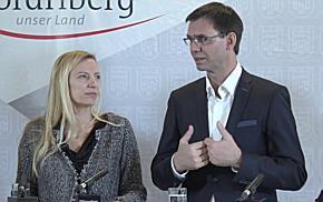 Wallner: Breites Leistungspaket für Familien in Vorarlberg
